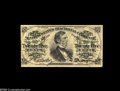 Fractional Currency:Inverts, Fr. 1295 Milton 3R25.2v 25¢ Third Issue Inverted Back SurchargeChoice New. This piece made its first appearence in our 1995...