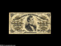 Fractional Currency:Inverts, Fr. 1297 Milton 3R25.4f 25¢ Third Issue Inverted Back SurchargesAbout New. Unknown at the time the Encyclopedia was printed...