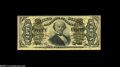 Fractional Currency:Inverts, Fr. 1339 Milton 3R50.21h 50¢ Third Issue Spinner Type II InvertedBack Surcharge Extremely Fine. One of only two known. The ...