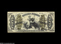 Fractional Currency:Inverts, Fr. 1362 Milton 3R50.10d 50¢ Third Issue Justice Inverted BackSurcharge Very Fine. Spectacular margins for a Justice note, ...