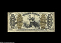 Fractional Currency:Inverts, Fr. 1364 Milton 3R50.10f 50¢ Third Issue Justice Inverted BackSurcharge Very Fine. Typical Justice centering, but with exce...