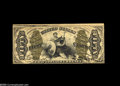 Fractional Currency:Inverts, Fr. 1373 Milton 3R50.12g 50¢ Third Issue Justice Inverted BackSurcharge Choice About New. Unique in 1978 when the Encyclope...