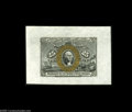 Fractional Currency:Wide Margin Specimens , Fr. 1283SP 25¢ Second Issue Wide Margin Pair Superb Gem New. Milton 2P25F.1, 2P25R.1a. A glorious pair, with exceptionally w... (2 items)