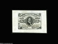Fractional Currency:Wide Margin Specimens , Fr. 1236/8SP 5¢ Third Issue Wide Margin Set Superb Gem New. Milton 3P5F.1, 3P5R.1a and 3P5R.2. A magnificent Wide Margin Cla... (3 items)