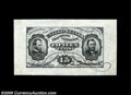 Fractional Currency:Wide Margin Specimens , Fr. 1274SP 15¢ Third Issue Wide Margin Pair Superb Gem New. Milton3P15F.3 and 3P15R.1. A gorgeous pair ideally matched for ... (2items)