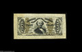 Fractional Currency:Wide Margin Specimens , Fr. 1329SP 50¢ Third Issue Wide Margin Face Choice About New.Milton 3P50F.6. Only four examples are known of this Allison-S...