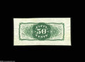 Fractional Currency:Wide Margin Specimens , Fr. 1339SP 50¢ Third Issue Wide Margin Type II Spinner Back SuperbGem New. Milton 3P50R.3. From our sale of the Milt Friedb...