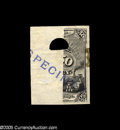 Fractional Currency:Experimentals, Proofs and Essays, Milton 2E50F.2b 50¢ Second Issue Essay (Experimental) Choice AboutNew. From the size of the paper, this is a half note, but...