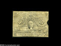 Fractional Currency:Experimentals, Proofs and Essays, Milton 2E10FR.1 Second Issue 10¢ Negative Essay Fine. This is theonly truly circulated example of any Fractional note we ha...
