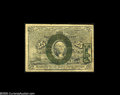 Fractional Currency:Presentation Book , Fr. 1283 Milton 2R25.1c 25¢ Second Issue Treasury Rectangle VeryFine. The boldest, fullest Treasury Department Rectangle in...