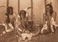 Photographs, Edward Sheriff Curtis (American, 1868-1952). A Group of Four Photographs, 1906-1911. Photogravure. 15-1/2 x 11-1/4 inche... (Total: 4 Items)