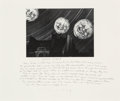 Photographs, Duane Michals (American, b. 1932). Many Moons, 1989. Gelatin silver. 7 x 9-1/4 inches (17.8 x 23.5 cm). Signed and editi...