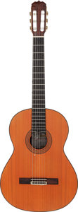 Musical Instruments:Acoustic Guitars, Tommy Tedesco's 1974 Ramirez R Natural Classical Guitar, Serial #R1308....