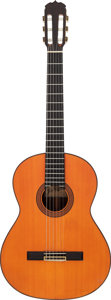 Musical Instruments:Acoustic Guitars, Tommy Tedesco's 1964 Ramirez Natural Classical Guitar, Serial # I.M....