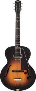 Musical Instruments:Electric Guitars, Tommy Tedesco's 1941 Gibson ES-150 Sunburst Archtop ElectricGuitar....