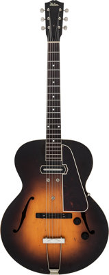 Tommy Tedesco's 1941 Gibson ES-150 Sunburst Archtop Electric Guitar