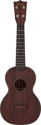 Tommy Tedesco's Circa 1940 Martin Style 2 Concert Natural Ukulele