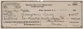 Autographs:Checks, 1929 Thomas Edison Signed Edison Botanic Research Corporation Check, PSA/DNA Mint 9....