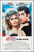 "Movie Posters:Musical, Grease (Paramount, 1978). One Sheet (27"" X 41"") & Program (6Pages, 8"" X 11""). Musical.. ... (Total: 2 Items)"
