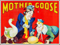 """Movie Posters:Miscellaneous, Pantomime Theatre--Mother Goose (Taylors Printers, c.1930). BritishQuad (30"""" X 40""""). Miscellaneous.. ..."""
