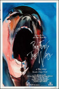 """Movie Posters:Rock and Roll, Pink Floyd: The Wall (MGM, 1982). One Sheet (27"""" X 41"""") GeraldScarfe Artwork. Rock and Roll.. ..."""