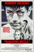 "Movie Posters:Drama, Raging Bull (United Artists, 1980). International One Sheet (27"" X41"") Style B, Kunio Hagio Artwork. Drama.. ..."