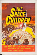 """Movie Posters:Science Fiction, The Space Children (Paramount, 1958). One Sheet (27"""" X 41"""").Science Fiction.. ..."""