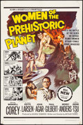 "Movie Posters:Science Fiction, Women of the Prehistoric Planet (Realart, 1966). One Sheet (27"" X41""). Science Fiction.. ..."