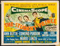 "Movie Posters:Musical, The Student Prince (MGM, 1954). Title Lobby Card (11"" X 14"").Musical.. ..."