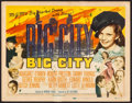 "Movie Posters:Drama, Big City (MGM, 1948). Title Lobby Card (11"" X 14""). Drama.. ..."