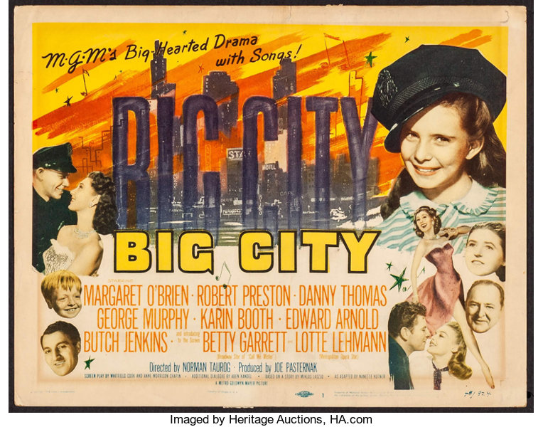Image result for Big City 1948