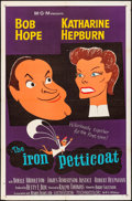 "Movie Posters:Comedy, The Iron Petticoat (MGM, 1956). One Sheet (27"" X 41""). Comedy.. ..."