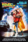 "Movie Posters:Science Fiction, Back to the Future Part II (Universal, 1989). One Sheet (27"" X39.75"") SS, Drew Struzan Artwork. Science Fiction.. ..."