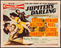 """Movie Posters:Musical, Jupiter's Darling (MGM, 1955). Title Lobby Card (11"""" X 14"""").Musical.. ..."""