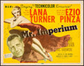 "Movie Posters:Musical, Mr. Imperium (MGM, 1951). Title Lobby Card (11"" X 14""). Musical....."