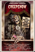 "Movie Posters:Horror, Creepshow (Warner Brothers, 1982). Trimmed 30 x 40 Poster (27"" X40""). Joann Daley Artwork. Horror.. ..."