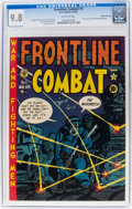 Golden Age (1938-1955):War, Frontline Combat #5 Gaines File Pedigree 3/10 (EC, 1952) CGC NM/MT9.8 Off-white pages....