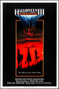 "Movie Posters:Horror, Halloween III (Universal, 1982). One Sheet (27"" X 41""). Horror....."
