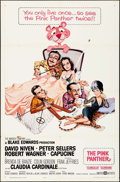 """Movie Posters:Comedy, The Pink Panther (United Artists, 1964). One Sheet (27"""" X 41"""").Jack Rickard Artwork. Comedy.. ..."""