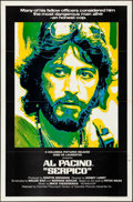 "Movie Posters:Crime, Serpico (Columbia, 1974). International One Sheet (27"" X 41"").Crime.. ..."