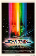 "Movie Posters:Science Fiction, Star Trek: The Motion Picture (Paramount, 1979). One Sheet (27"" X41"") Advance, Bob Peak Artwork. Science Fiction.. ..."