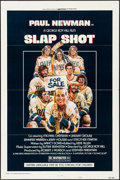 "Movie Posters:Sports, Slap Shot (Universal, 1977). One Sheet (27"" X 41"") Style A, CraigNelson Artwork. Sports.. ..."
