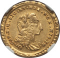 Italy:Sicily, Italy: Sicily. Carlo di Borbone gold Trade Oncia 1738 MS62 NGC,...