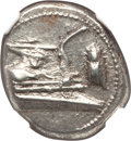 Ancients:Greek, Ancients: LYCIA. Phaselis. Ca. 4th century BC. AR stater (22mm,10.38 gm, 11h). NGC Choice AU 4/5 - 4/5....