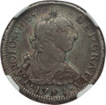 Chile, Chile: Charles IV 2 Reales 1791 So-DA VF30 NGC,...