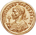 Ancients:Roman Imperial, Ancients: Probus (AD 276-282). AV aureus (21mm, 5.97 gm, 12h). NGCMS ★ 5/5 - 4/5, Fine Style, marks....