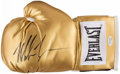 Boxing Collectibles:Autographs, Mike Tyson Signed Everlast Boxing Glove. ...