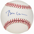 Autographs:Baseballs, President Bill Clinton Single Signed Baseball....