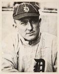 Autographs:Photos, 1950's Ty Cobb Inscribed & Signed Photograph....