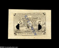 Fractional Currency:Experimentals, Proofs and Essays, Milton 2E5F.1 5¢ Second Issue Plate Progress Proof Gem New. Printedon light, heavily fibered paper with the Washington port...